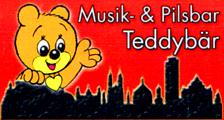 Logo Pilsbar Teddybär Nürnberg
