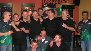 Sex, Darts& Rock'n Roll im Desperado beim DC Despo