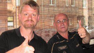 Thomas und Horst von NO LIMIT