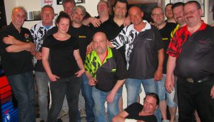 Sex, Darts & Rock'n Roll zu Gast im Glockenspiel