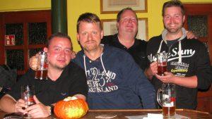 Urgestein des Teams im Brauhaus Lüdde, Quedlinburg