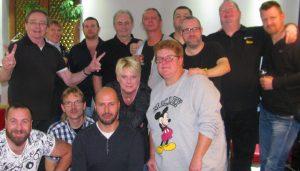 Sex, Darts & Rock'n Roll zu Gast bei den Drunken Darters